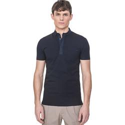 Abbigliamento Uomo Polo maniche corte Antony Morato MMKS01741 FA120022 Blu
