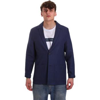 Abbigliamento Uomo Giacche / Blazer Antony Morato MMJA00432 FA950158 Blu