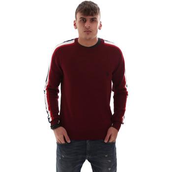 Abbigliamento Uomo Maglioni U.S Polo Assn. 52469 52612 Rosso