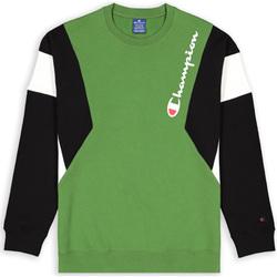 Abbigliamento Uomo Felpe Champion 213640 Verde