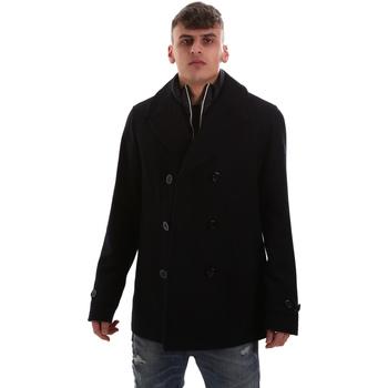 Abbigliamento Uomo Cappotti Navigare NV62017 Blu