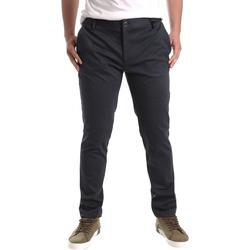 Abbigliamento Uomo Chino Gaudi 921FU24001 Nero