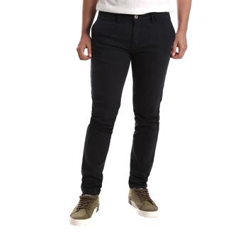 Abbigliamento Uomo Chino Gaudi 921FU25015 Blu