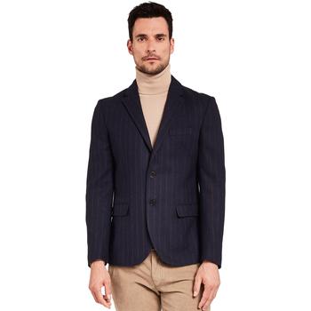 Abbigliamento Uomo Giacche / Blazer Gaudi 921FU35057 Blu