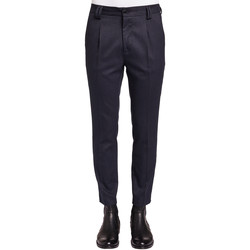 Abbigliamento Uomo Pantaloni da completo Gaudi 921FU25024 Blu