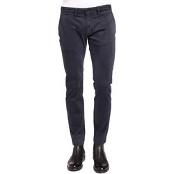 Abbigliamento Uomo Chino Gaudi 921BU25008 Blu