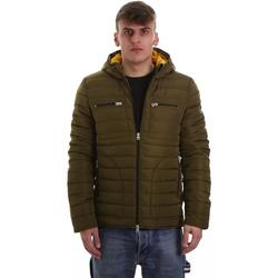 Abbigliamento Uomo Piumini Gaudi 921BU35019 Verde