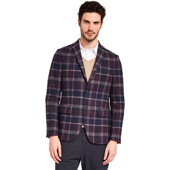 Abbigliamento Uomo Giacche / Blazer Gaudi 921BU35029 Blu
