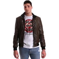 Abbigliamento Uomo Giacca in cuoio / simil cuoio Gaudi 921BU38001 Marrone