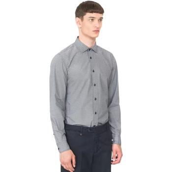Abbigliamento Uomo Camicie maniche lunghe Antony Morato MMSL00548 FA430389 Blu