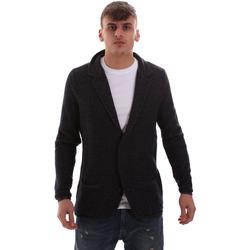 Abbigliamento Uomo Gilet / Cardigan Antony Morato MMSW00949 YA200061 Blu