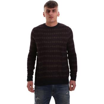 Abbigliamento Uomo Maglioni Antony Morato MMSW00972 YA400113 Blu