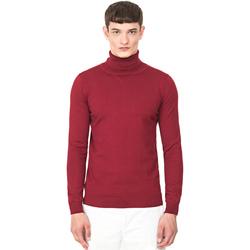 Abbigliamento Uomo Maglioni Antony Morato MMSW00975 YA200055 Rosso