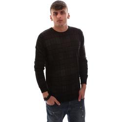 Abbigliamento Uomo Maglioni Antony Morato MMSW00985 YA400006 Nero
