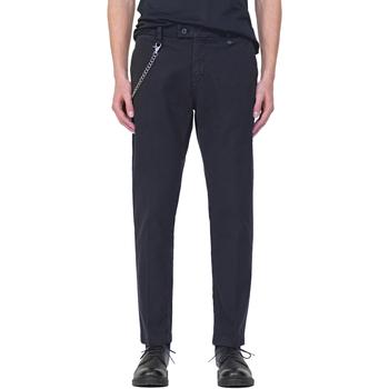 Abbigliamento Uomo Chino Antony Morato MMTR00526 FA800094 Blu