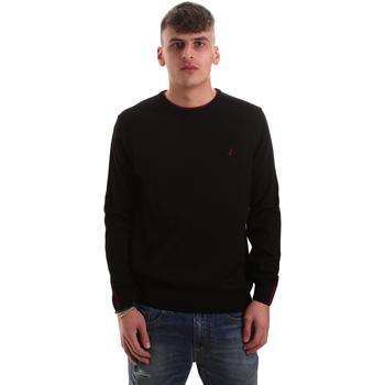 Abbigliamento Uomo Maglioni Navigare NV10217 30 Nero