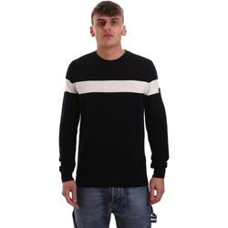 Abbigliamento Uomo Maglioni Navigare NV10250 30 Blu
