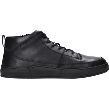 Scarpe Uomo Sneakers alte Lumberjack SM67512 001 B01 Nero
