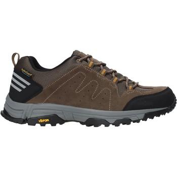 Scarpe Uomo Sneakers basse Lumberjack SM71811 001 M02 Marrone