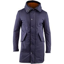 Abbigliamento Uomo Parka Lumberjack CM37821 003 505 Blu