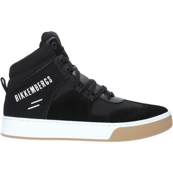 Scarpe Uomo Sneakers alte Bikkembergs B4BKM0038 Nero