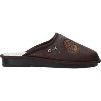 Scarpe Uomo Pantofole Susimoda 5804 Marrone