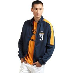 Abbigliamento Uomo Giacche sportive La Martina OMF606 FP077 Blu