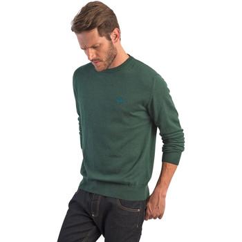 Abbigliamento Uomo Maglioni La Martina OMS005 YW020 Verde