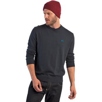Abbigliamento Uomo Maglioni La Martina OMS005 YW020 Blu