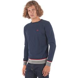 Abbigliamento Uomo Maglioni La Martina OMS021 YW025 Blu
