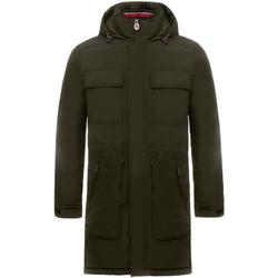 Abbigliamento Uomo Cappotti Invicta 4432370/U Verde