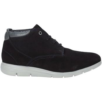 Scarpe Uomo Sneakers alte Impronte IM92053A Blu