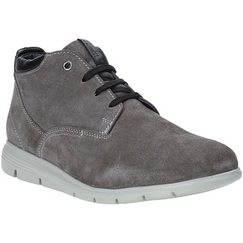 Scarpe Uomo Sneakers alte Impronte IM92053A Grigio
