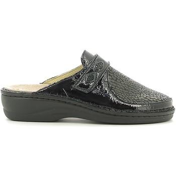 Scarpe Donna Pantofole Susimoda 6344 Nero