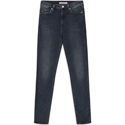 Abbigliamento Donna Jeans slim Calvin Klein Jeans J20J212018 Blu