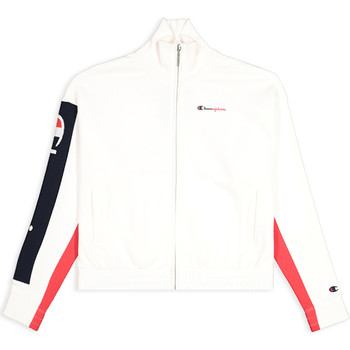 Abbigliamento Donna Felpe Champion 112145 Bianco