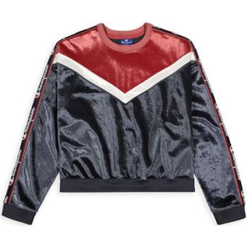 Abbigliamento Donna Felpe Champion 112276 Blu