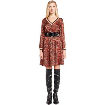 Abbigliamento Donna Abiti corti Denny Rose 921ND15008 Rosso