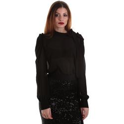 Abbigliamento Donna Top / Blusa Denny Rose 921ND45001 Nero