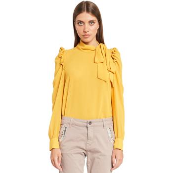 Abbigliamento Donna Top / Blusa Denny Rose 921ND45001 Giallo