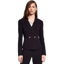 Abbigliamento Donna Giacche / Blazer Gaudi 921FD35009 Nero