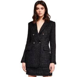 Abbigliamento Donna Giacche / Blazer Gaudi 921FD35029 Nero