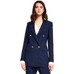Abbigliamento Donna Giacche / Blazer Gaudi 921FD35035 Blu