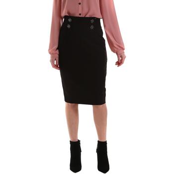Abbigliamento Donna Gonne Gaudi 921FD75001 Nero