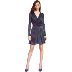 Abbigliamento Donna Abiti corti Gaudi 921FD14003 Blu