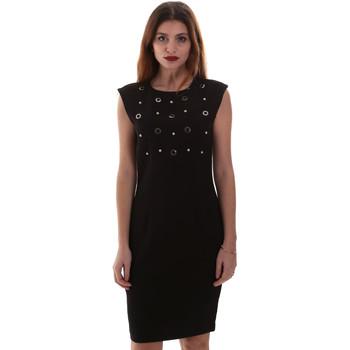 Abbigliamento Donna Abiti corti Gaudi 921FD15004 Nero