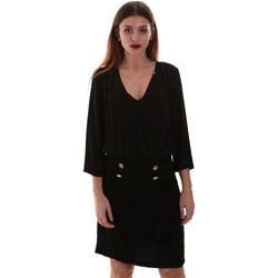 Abbigliamento Donna Abiti corti Gaudi 921FD15037 Nero