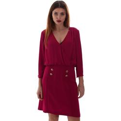 Abbigliamento Donna Abiti corti Gaudi 921FD15037 Rosa