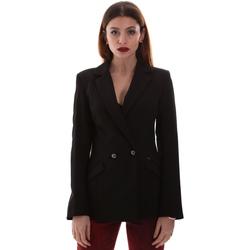 Abbigliamento Donna Giacche / Blazer Gaudi 921FD35003 Nero