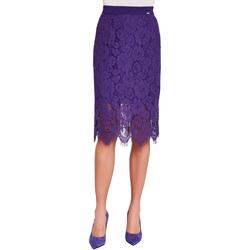 Abbigliamento Donna Gonne Gaudi 921FD75003 Viola